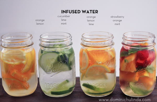 TIP: add these to your water bottle in the morning and drink an ...