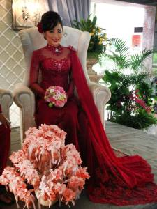 Wedding Brocade
