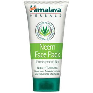 Himalya neem face pack